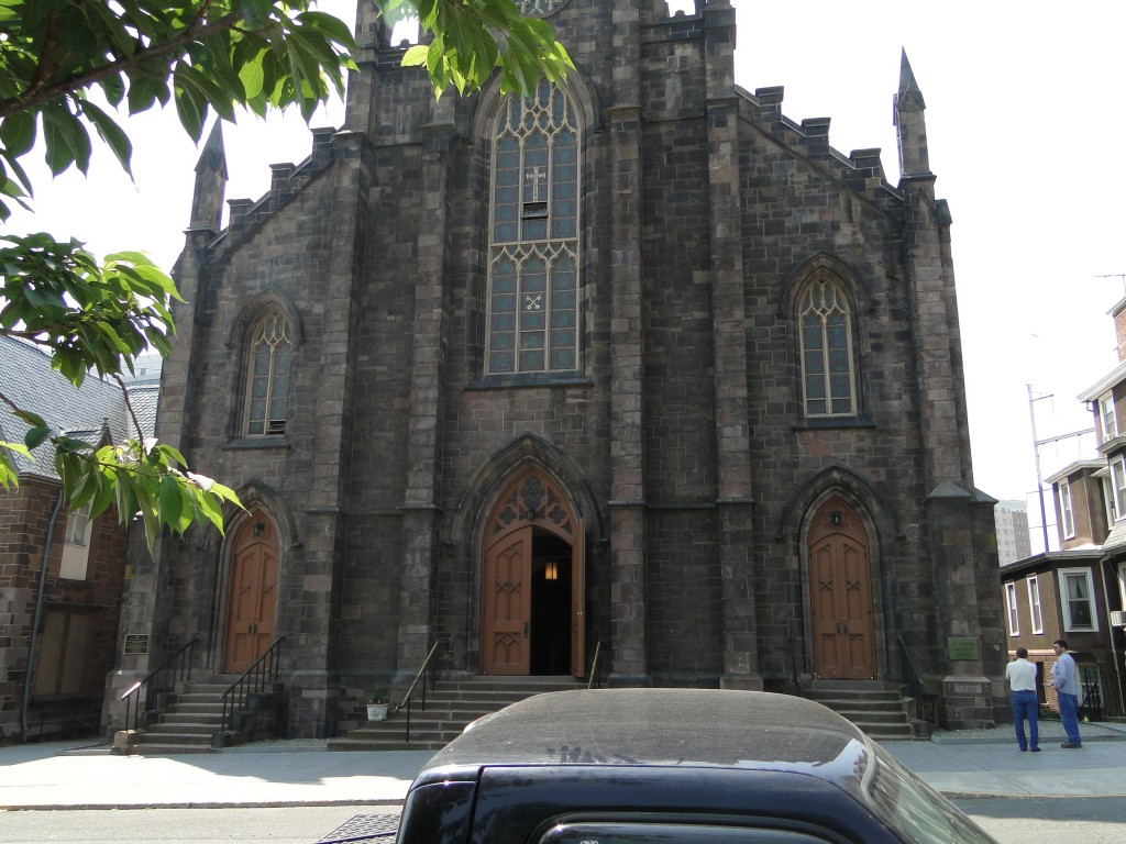 St  Peter the Apostle - Knapp Masonry NJ, PA, NY